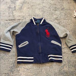 Polo Ralph Lauren sweatshirt zip up